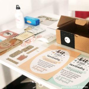 Nuestra caja para futuras novias y novios