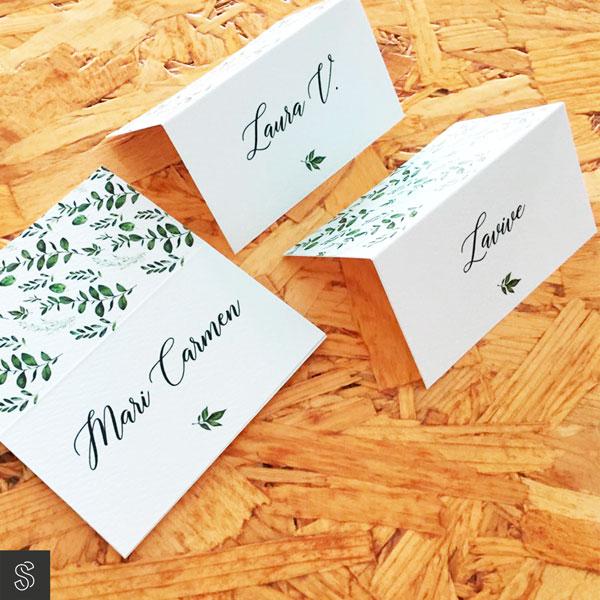 marca sitios seating en papel