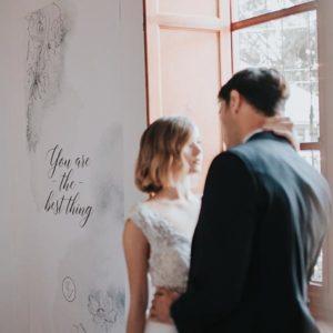 editorial boda invernal